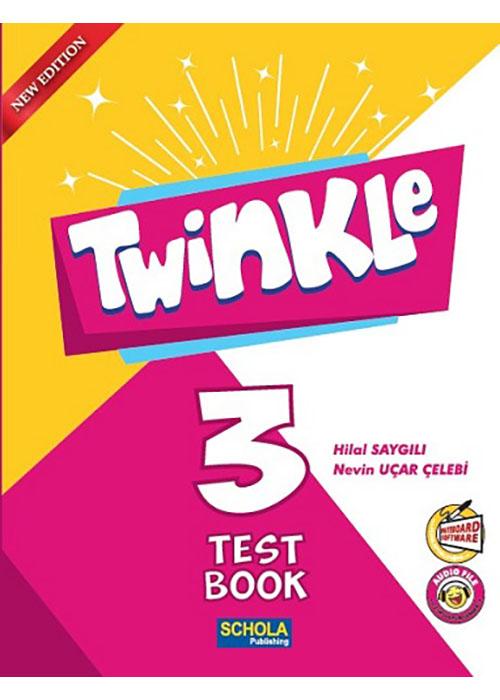 3. Sınıf Twinkle Test Book