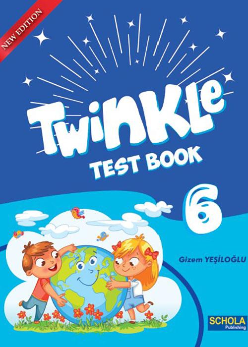 6. Sınıf Twinkle Test Book