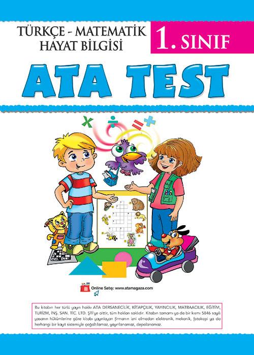 1. Sınıf Ata Test  (Çek Ko...