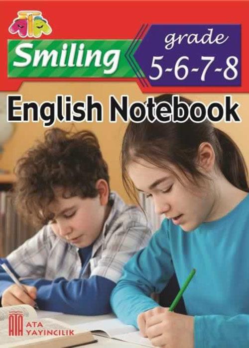 6. Sınıf İngilizce Noteboo...