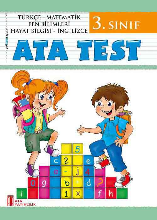 3. Sınıf Ata Test (Çek Kop...