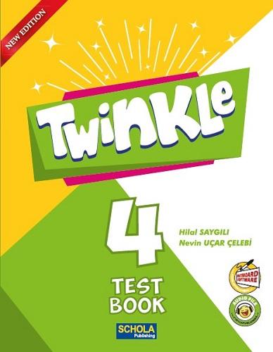 4. Sınıf Twinkle Test Book