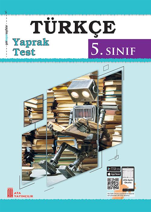 5. Sınıf Türkçe Yaprak Tes...