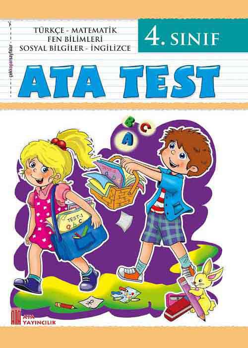 4. Sınıf Ata Test (Çek Kop...