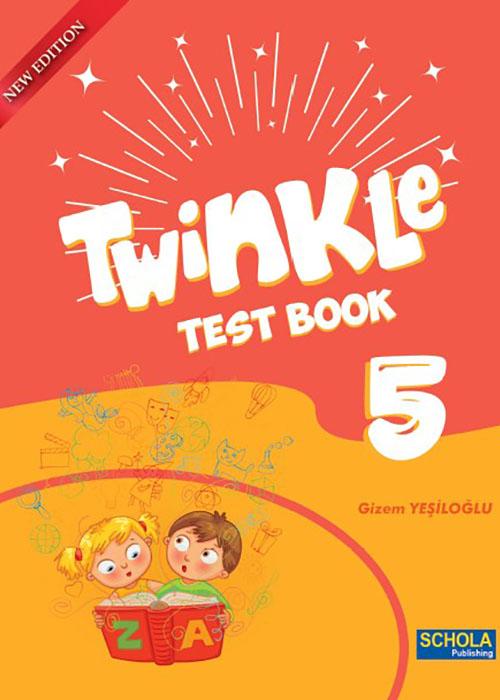 5. Sınıf Twinkle Test Book