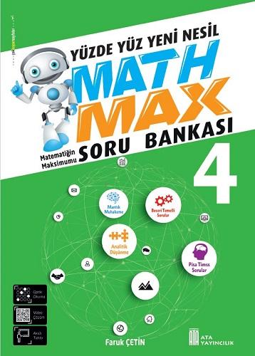 4. Sınıf Math Max Soru Ban...