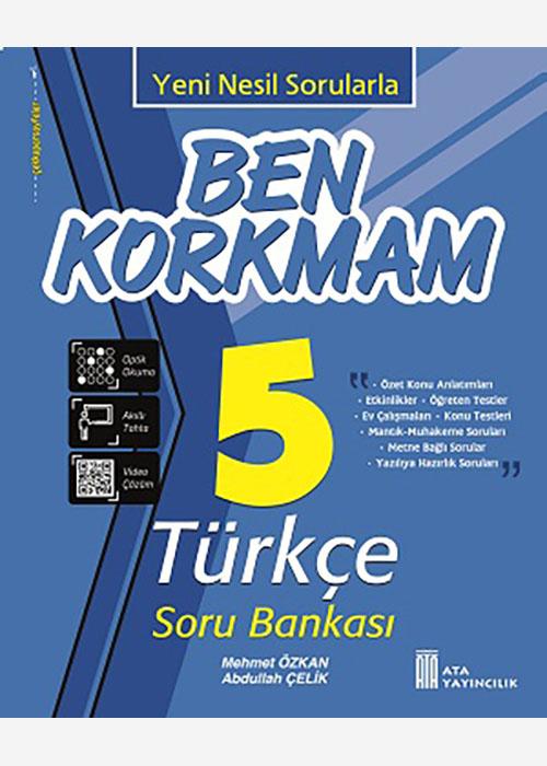 5. Sınıf Ben Korkmam Türkç...