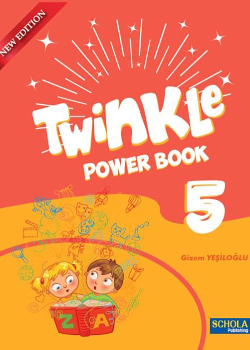 5. Sınıf Twinkle Power Boo...