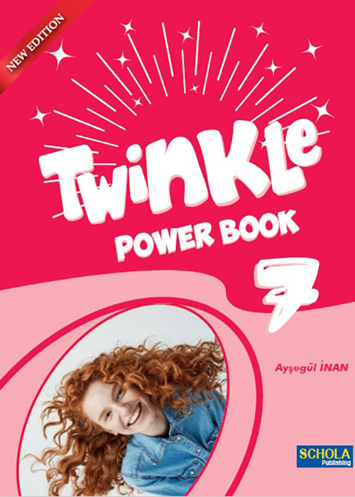 7. Sınıf Twinkle Power Boo...