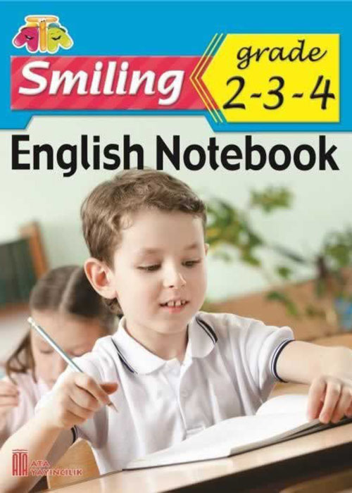 4. Sınıf İngilizce Noteboo...