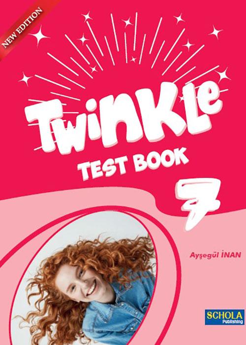 7. Sınıf Twinkle Test Book