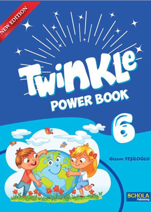 6. Sınıf Twinkle Power Boo...