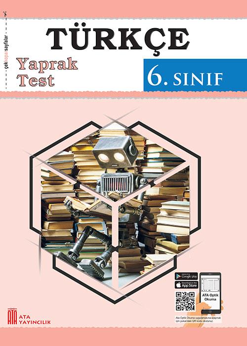 6. Sınıf Türkçe Yaprak Tes...