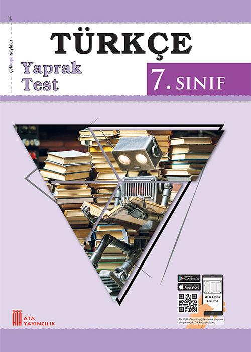 7. Sınıf Türkçe Yaprak Tes...